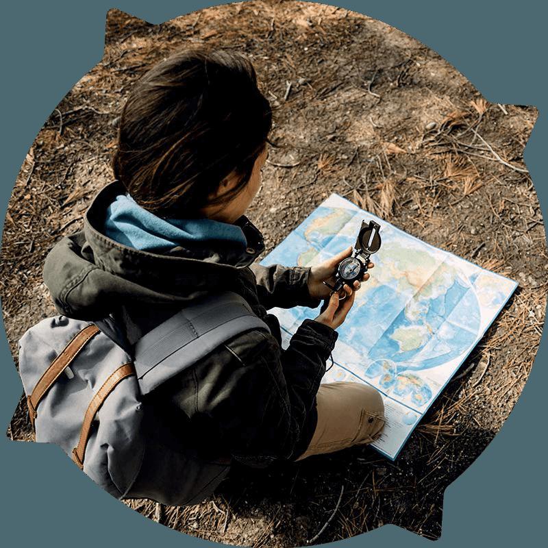 Zielone szkoły - zajęcia terenowe