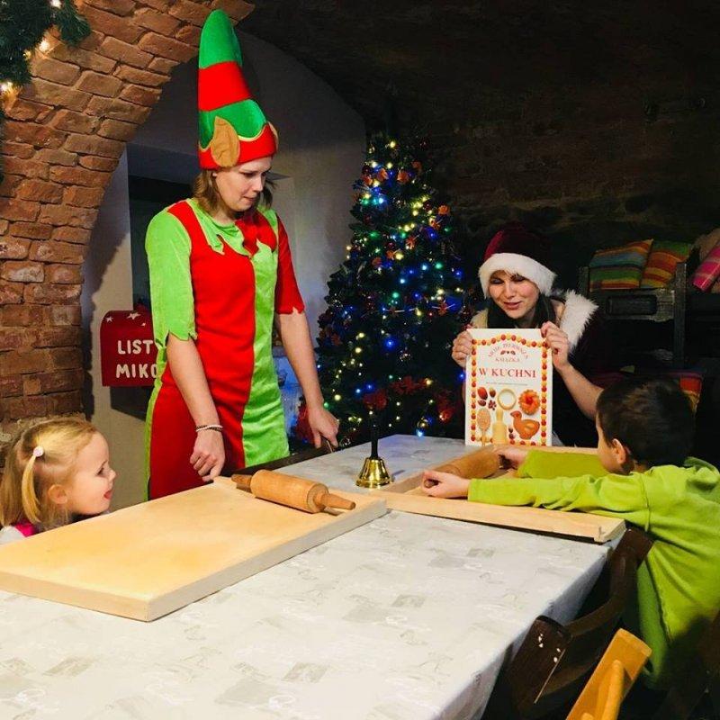 Zajęcia świąteczne - Warsztaty Sztuki